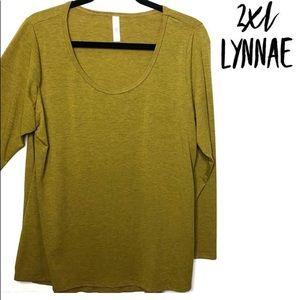 2x Lularoe Lynnae